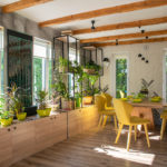 Дизайн-проект Зимний сад «Архыз» для Фазенда Лайф