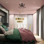 Двухуровневые апартаменты в стиле Великого Гэтсби